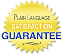 Plain Language Guarantee