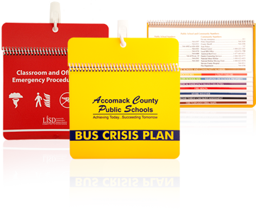 Guide to Emergency Preparedness Small Polyboard Guide
