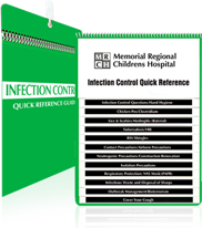Guide to Infection Control Large Polyboard Guide